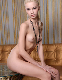 Holly,Living Doll,19 year-old fashion model Holly poses nude for the very first time only on x-art.com!